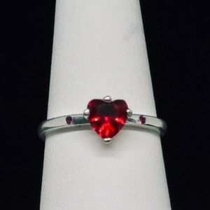 Pandora ring You and Me size 54 or 7 silver 925